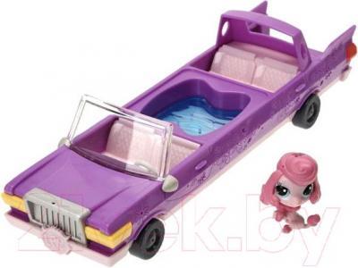 Игровой набор Hasbro Littlest Pet Shop Лимузин B0250