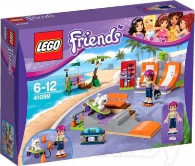 Конструктор Lego Friends Скейт-парк (41099)