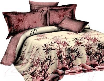 Комплект постельного белья Arya Бамбук Line Karben / PBL200X220Kar (200x220)