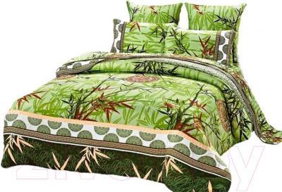 Комплект постельного белья Arya Бамбук Line Mirow / PBL200X220Mir (200x220)