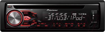 Автомагнитола Pioneer DEH-4800BT - общий вид
