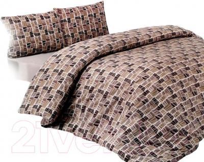 Комплект постельного белья Arya Classi Dilek / PBC145X210Dil (145x210)