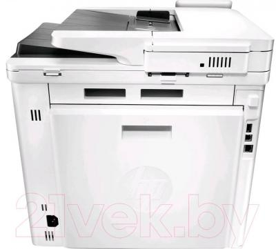 МФУ HP Color LaserJet MFP M477fdn (CF378A)