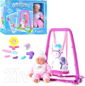 Кукла-младенец Essa Лялечка Веселые забавы EI80021R
