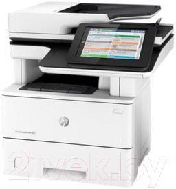 МФУ HP LaserJet Enterprise MFP M527dn (F2A76A)