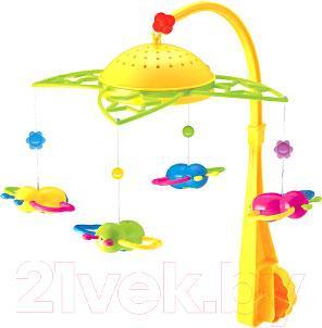 Каруселька на кроватку Mommy Love Карусель-бабочки SL81001