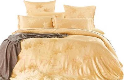 Комплект постельного белья Arya Pure Жаккард Gentian / PBP200X220Gen (200x220)