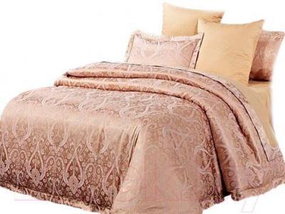 Комплект постельного белья Arya Pure Жаккард Savannah / PBP200X220Sav (200x220)
