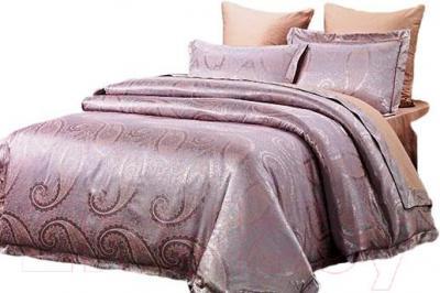 Комплект постельного белья Arya Pure Жаккард Abra / PBP200X220Abr (200x220)