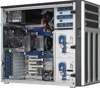 Серверная платформа Asus TS500-E8-PS4 (90SV020A-M01CE0)