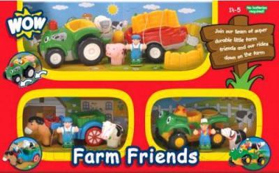 Игровой набор WOW Ферма друзей 80020