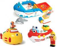 Игрушка для ванны WOW Для купания 80022 -