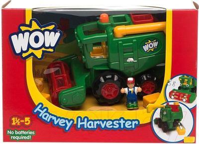 Игровой набор WOW Комбайн Харви 10120