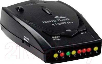 Радар-детектор Whistler WH-118STRU