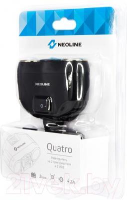 Разветвитель в прикуриватель NeoLine Quatro
