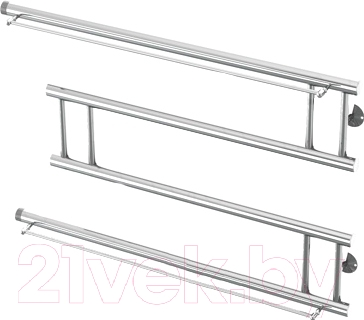 "Полотенцесушитель водяной Gloss & Reiter Modern М.3. 50Х60 (1"")"