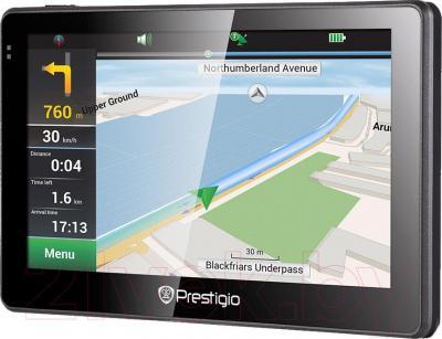 GPS навигатор Prestigio PGPS5057EU20GBNV