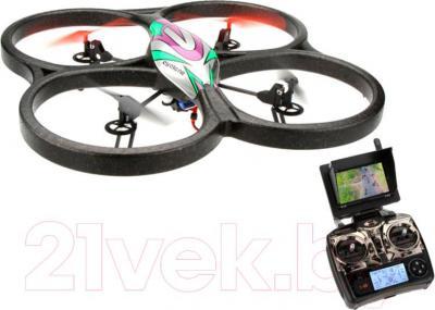 Радиоуправляемая игрушка WLtoys Квадрокоптер V666 FPV