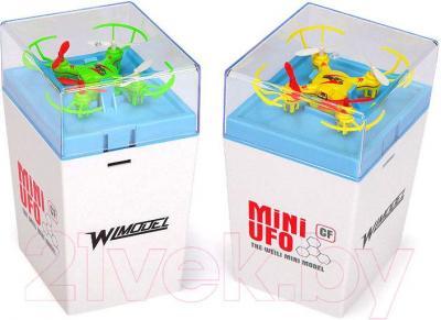 Радиоуправляемая игрушка WLtoys Квадрокоптер V646 - возможные цвета