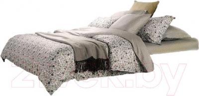 Комплект постельного белья Arya Сатин Печатное Gabes / PB200X220Gab (200x220)