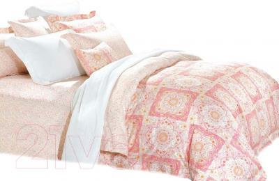 Комплект постельного белья Arya Сатин Печатное Goulette / PB200X220Gou (200x220)