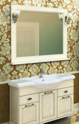 Зеркало для ванной Акватон Жерона 105 (1A158802GEM20) - в интерьере