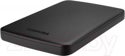 Внешний жесткий диск Toshiba Canvio Basics 2TB Black (HDTB320EK3CA)
