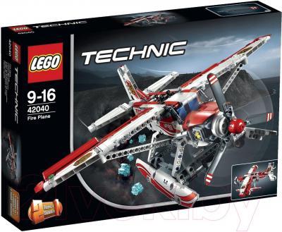 Конструктор Lego Technic Пожарный самолет (42040)