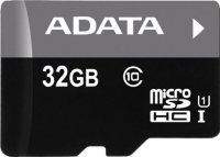 Карта памяти A-data Premier microSDHC UHS-I U1 (10 Class) 32 Gb (AUSDH32GUICL10-RA1) -