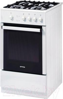 Кухонная плита Gorenje G51101AW