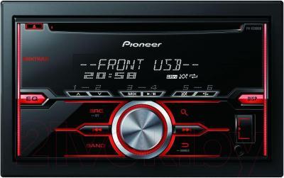 Автомагнитола Pioneer FH-X380UB - общий вид
