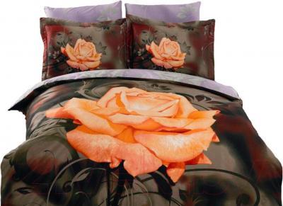 Комплект постельного белья Arya Сатин Печатное Bellisimo / PB200X220Bell (200x220)