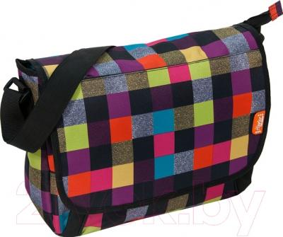 Молодежная сумка Paso 15-582B