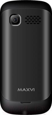 Мобильный телефон Maxvi B1 (черный)