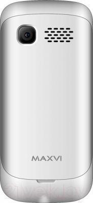 Мобильный телефон Maxvi B1 (белый)