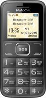 Мобильный телефон Maxvi B2 (черный) -