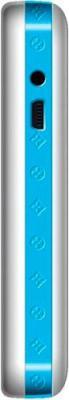 Мобильный телефон Maxvi J1 (синий) - вид сбоку