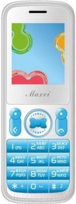Мобильный телефон Maxvi J1 (синий)