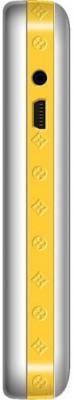 Мобильный телефон Maxvi J1 (желтый)