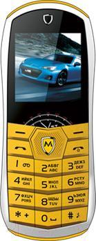Мобильный телефон Maxvi J2 (золотой)