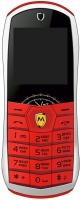 Мобильный телефон Maxvi J2 (красный) -