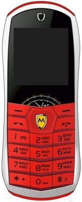 Мобильный телефон Maxvi J2 (красный)