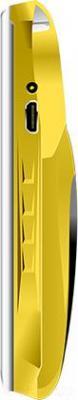 Мобильный телефон Maxvi J2 (желтый)