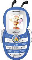 Мобильный телефон Maxvi J8 (синий) -