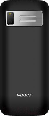 Мобильный телефон Maxvi K10 (черный)