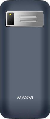 Мобильный телефон Maxvi K10 (маренго)