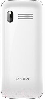 Мобильный телефон Maxvi V1 (белый)