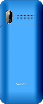 Мобильный телефон Maxvi V5 (синий)