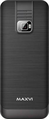 Мобильный телефон Maxvi X1 (черный)