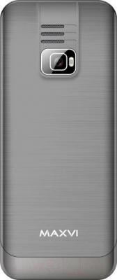 Мобильный телефон Maxvi X1 (серый)